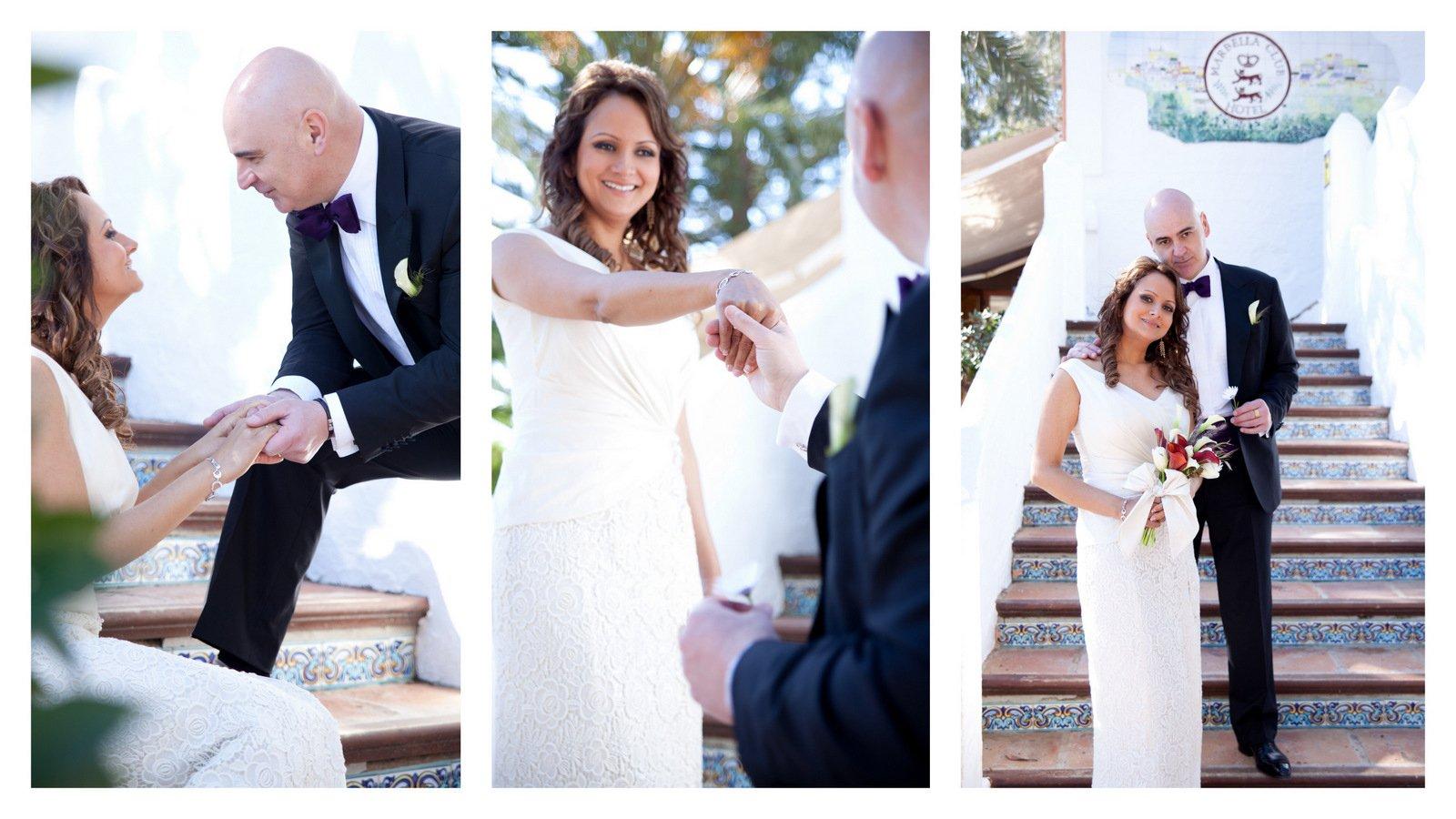 spanish civil wedding